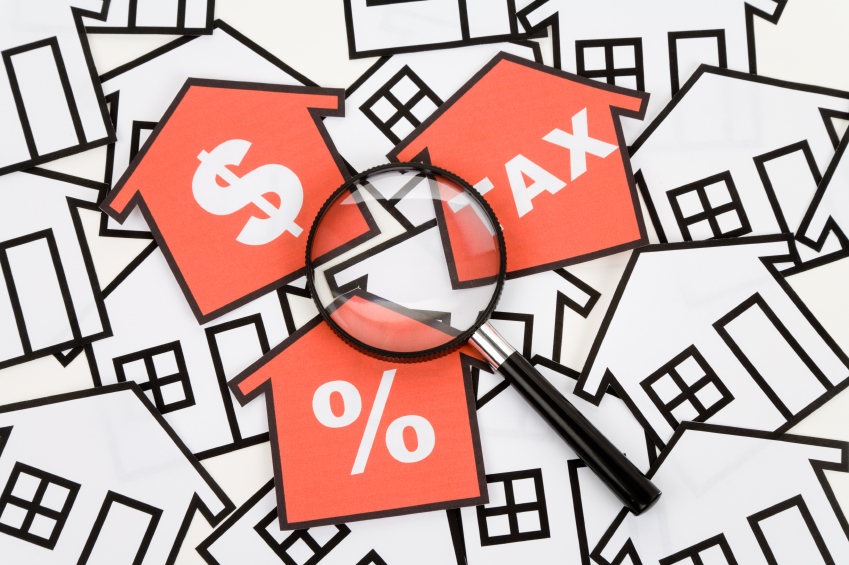 Property Tax - Personal Residential Exemptions