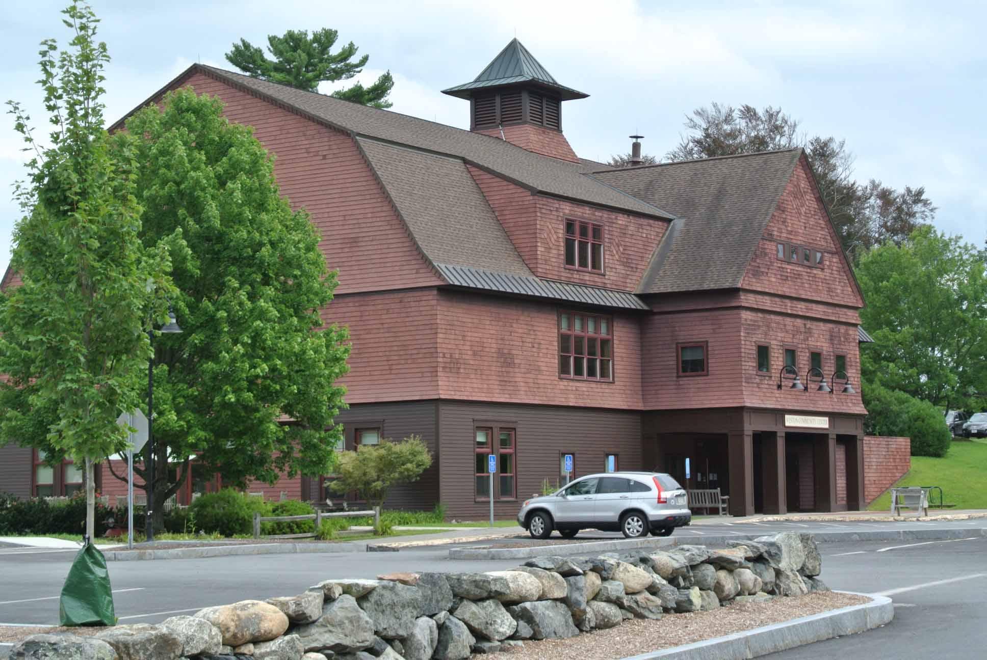 Jim Sells Weston - Rec Center