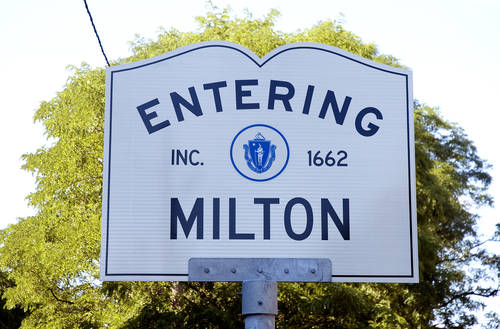 Jim Sells Milton