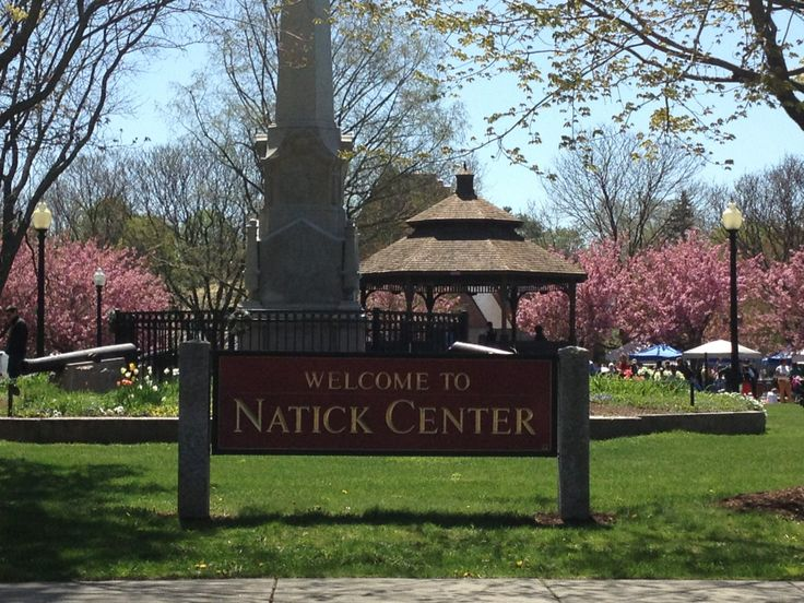 Jim Sells Natick - Natick Centre