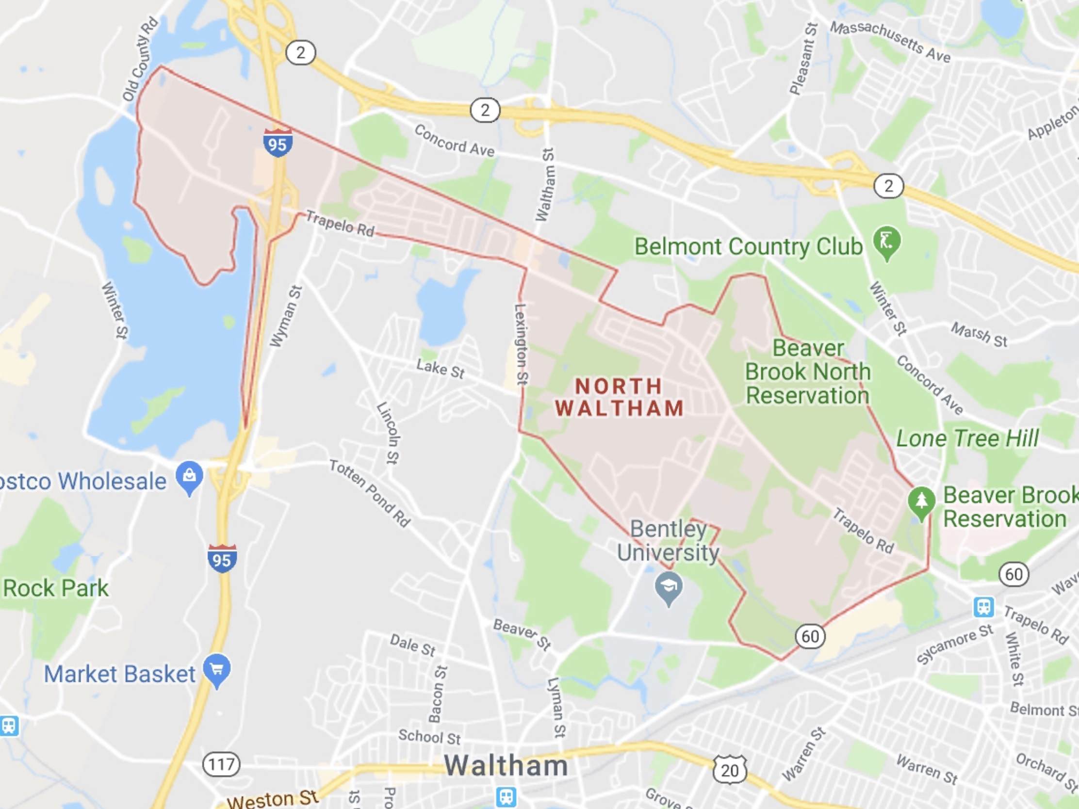 Jim Sells Waltham - North Waltham