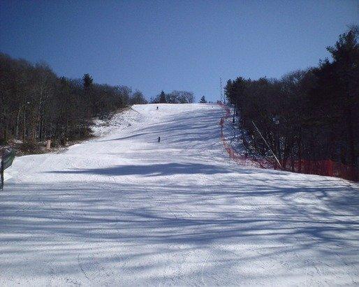 Blue Hills ski slope