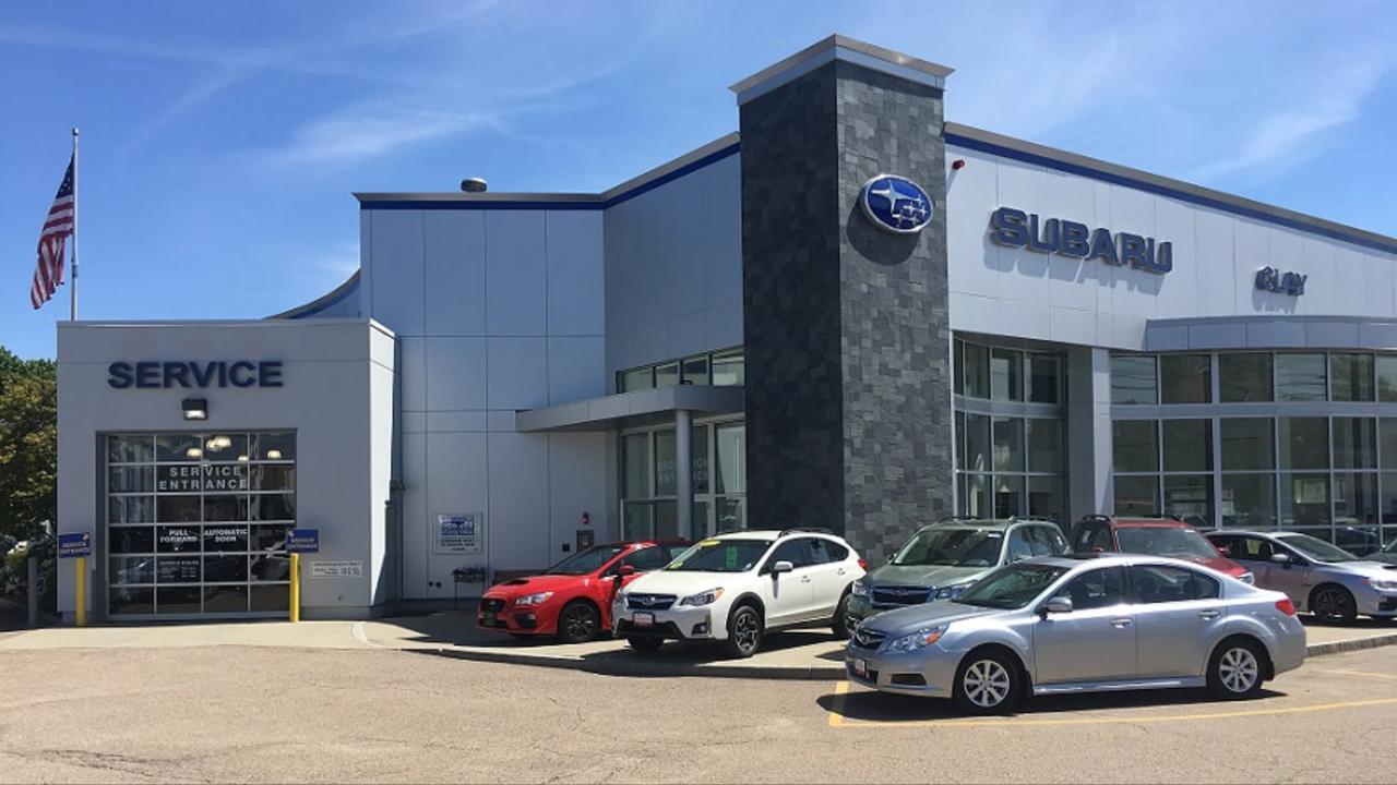 Jim Sells Norwood - Subaru automile
