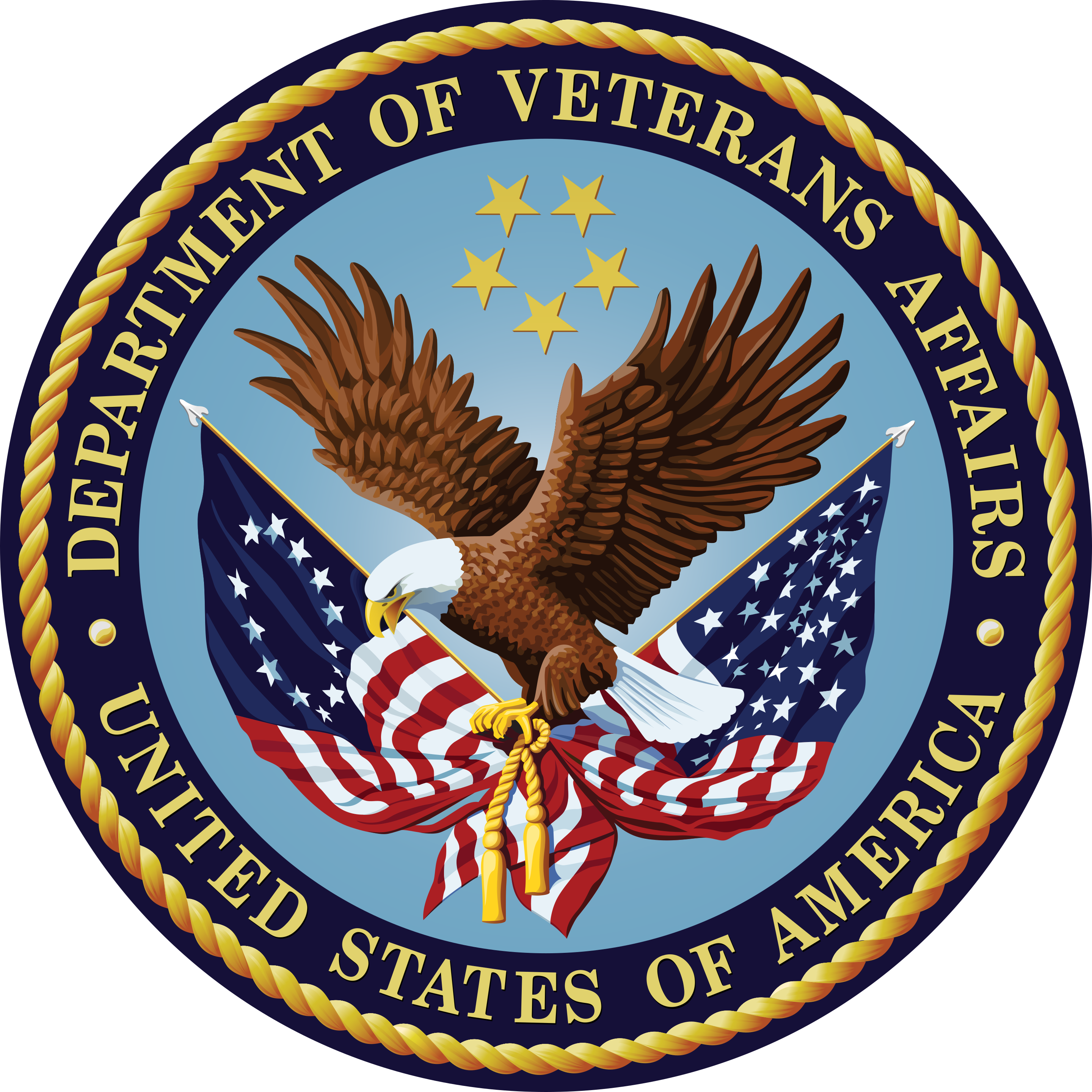 Seal of the Dept of Veterans' Affairs
