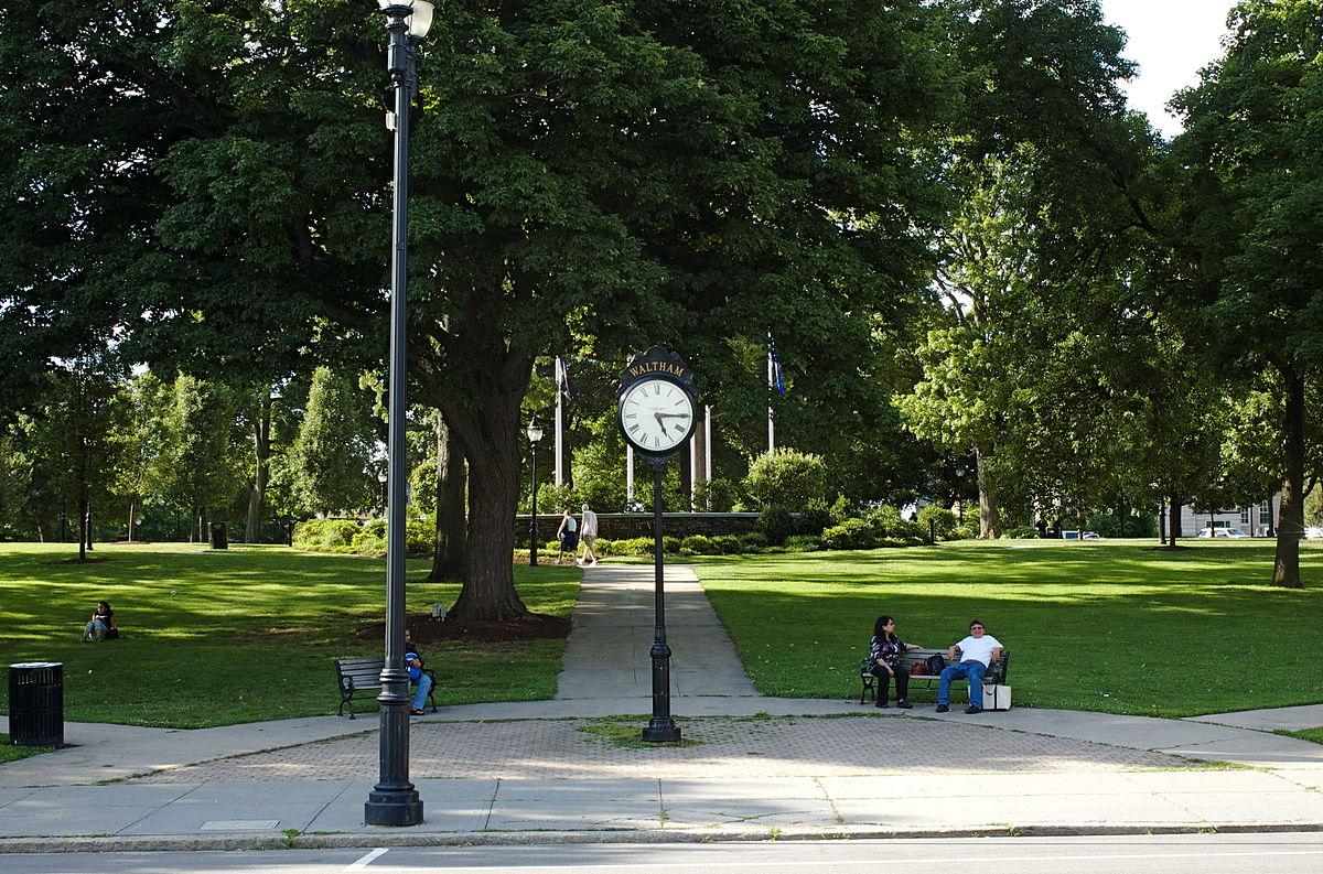 Waltham city square