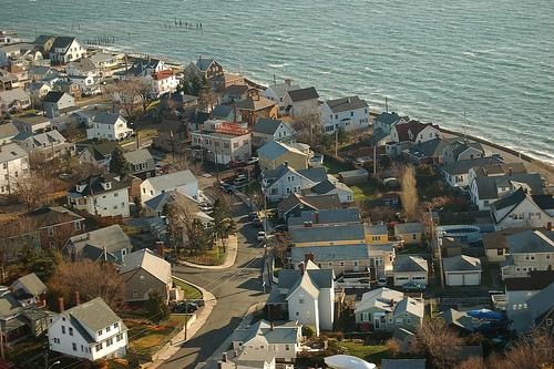 Jim Sells Winthrop - Aerial View