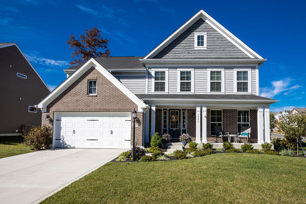 1441 Woodline Drive Front