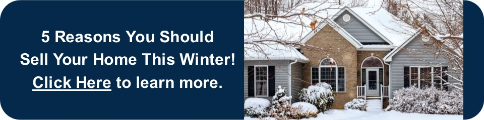 % Reasons To Sell Your Home This Winter