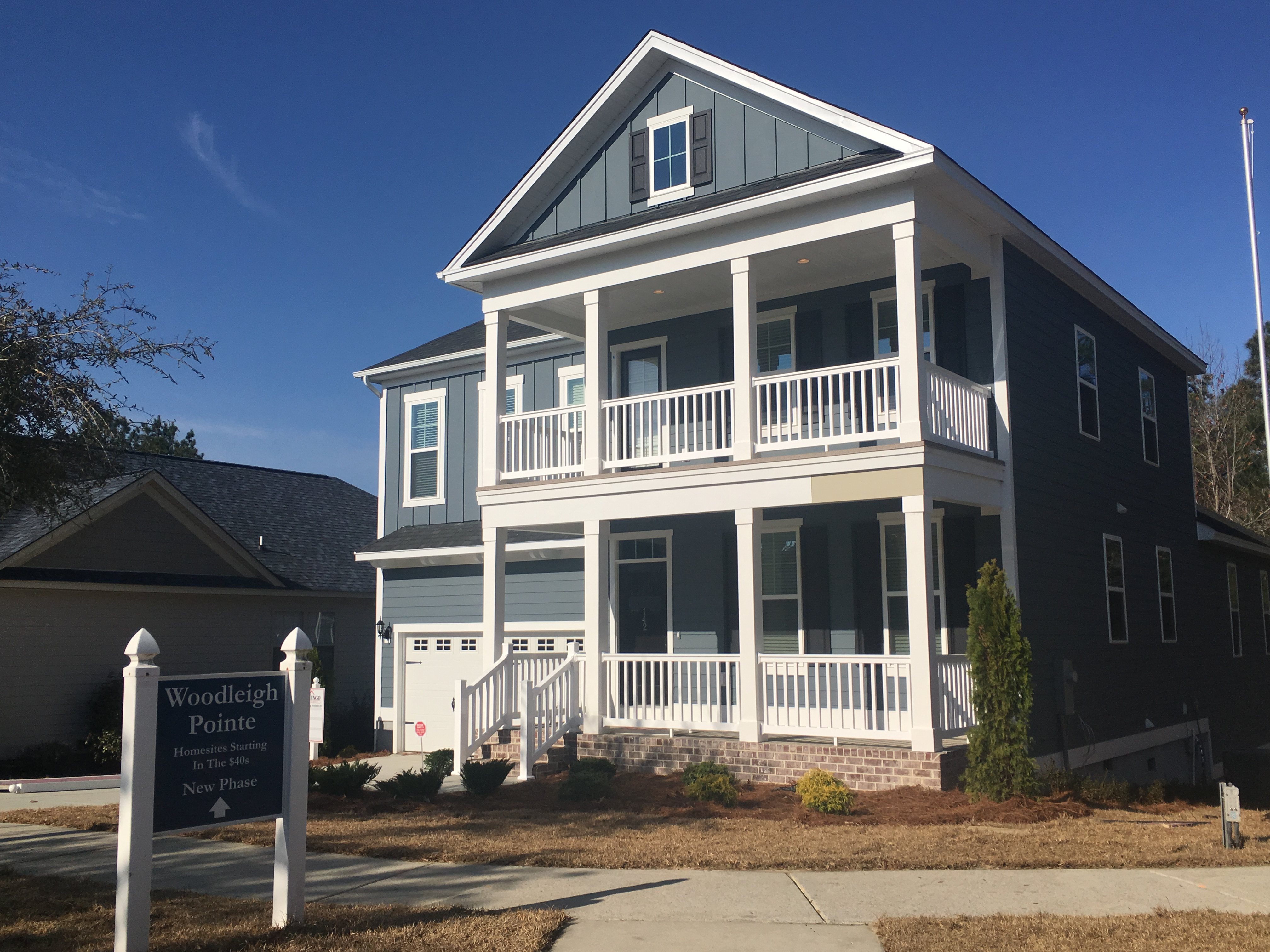 New COnstruction Homes for Sale in Lake Carolina