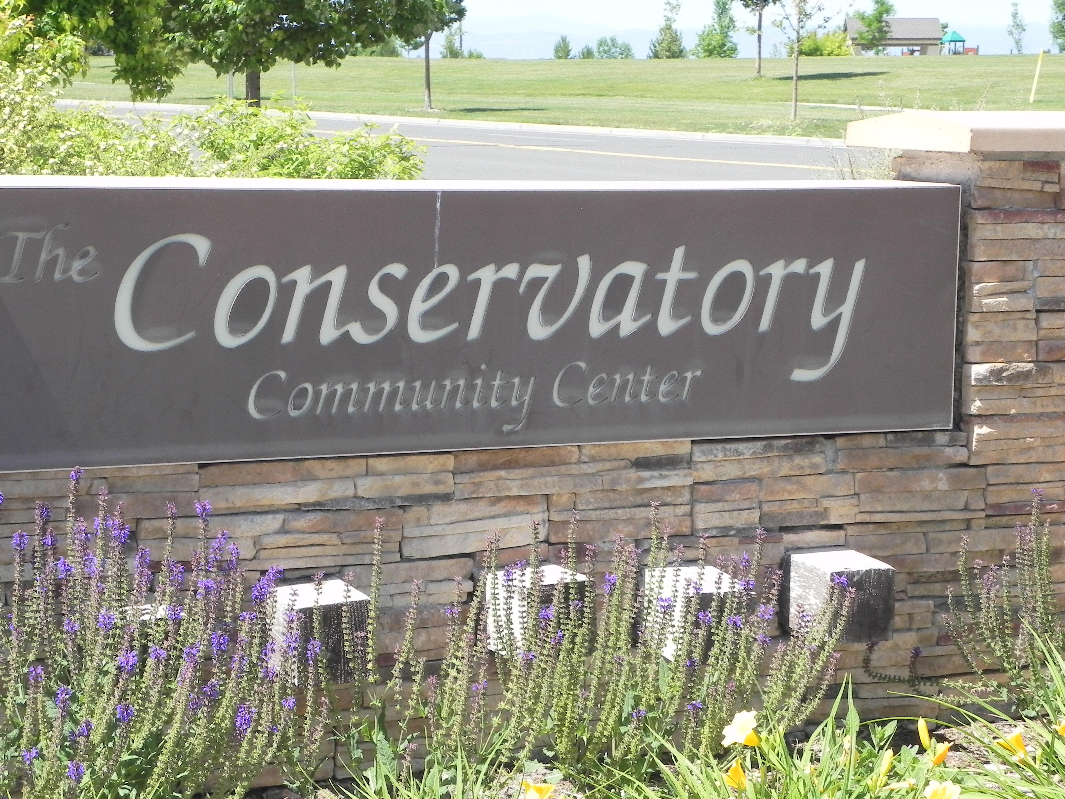 Neighborhood of Conservatory