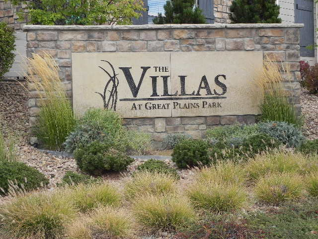 Villas @ Great Plains entry