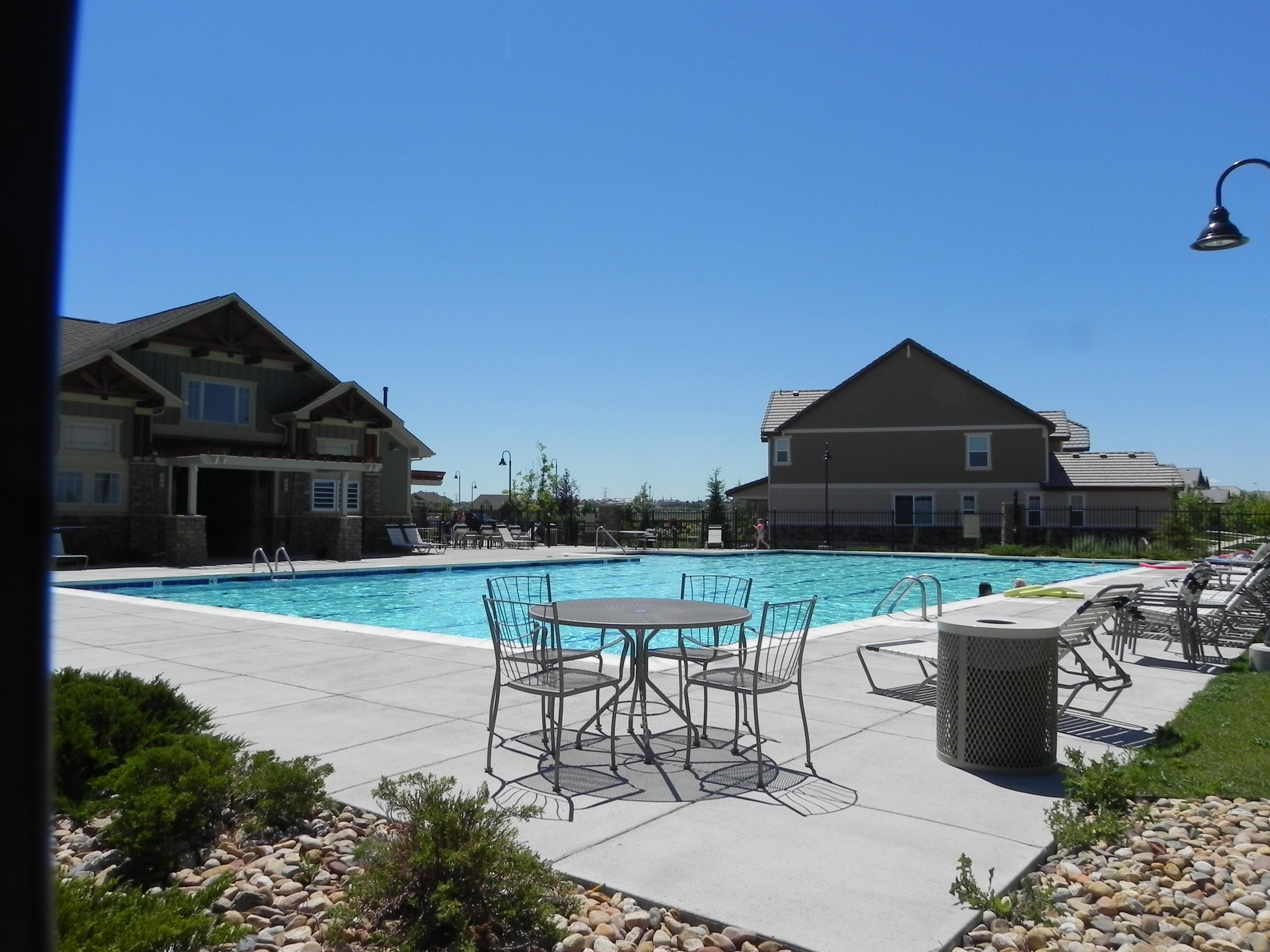 Sorrel Ranch pool