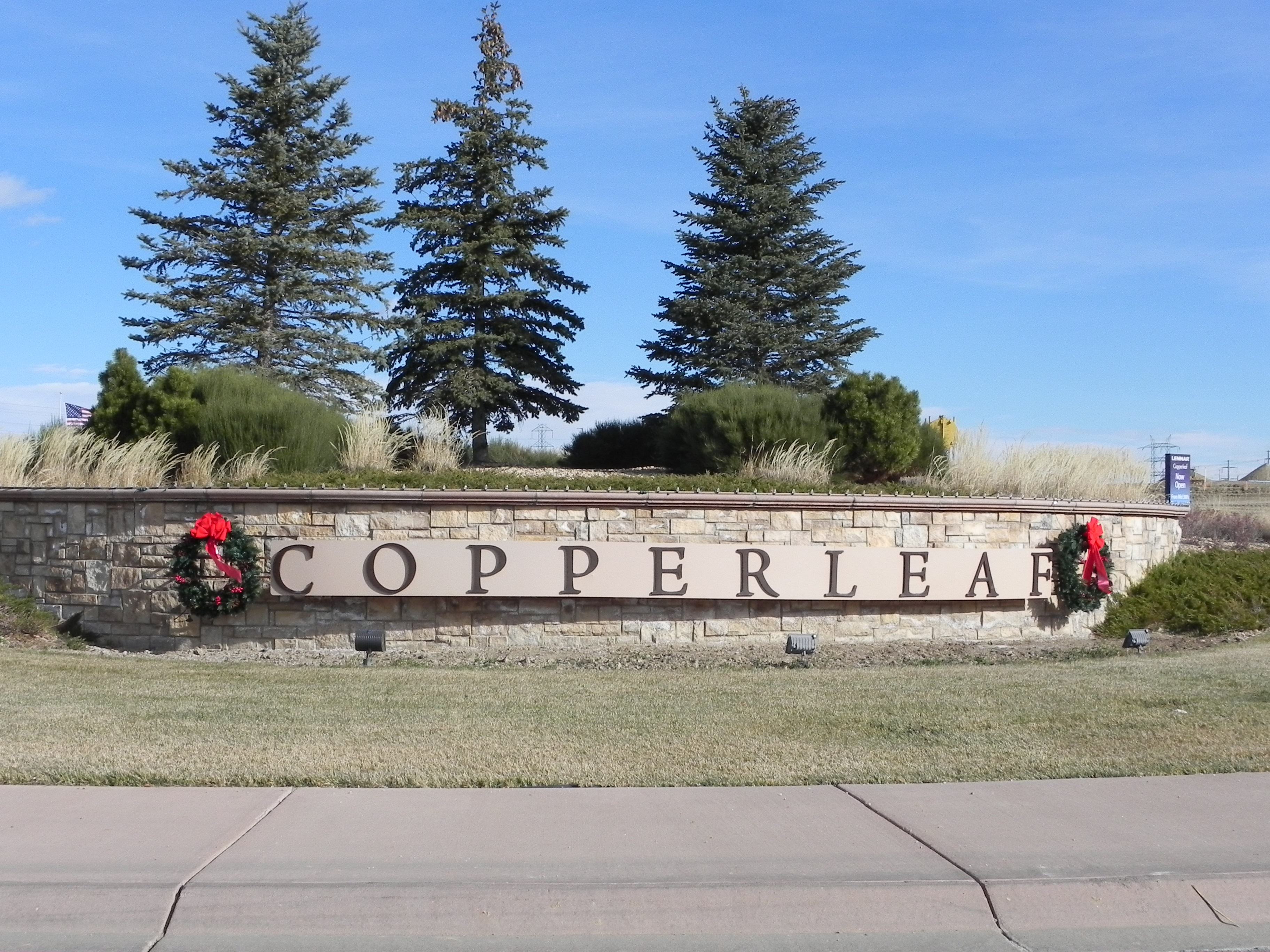 Entry of Copperleaf