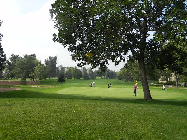 Heather Gardens golf course