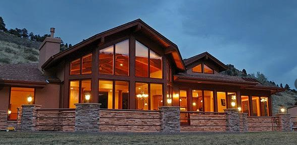 Luxury home for sale in Golden