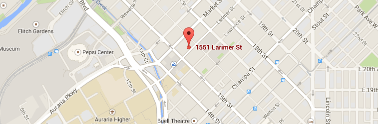 Map to Larimer Place