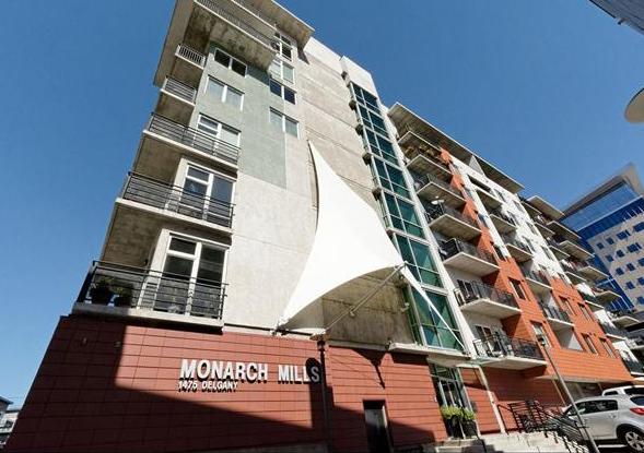 Monarch Mills lofts for sale