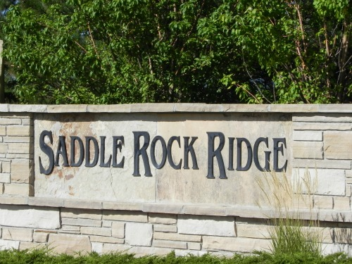Saddle Rock Ridge