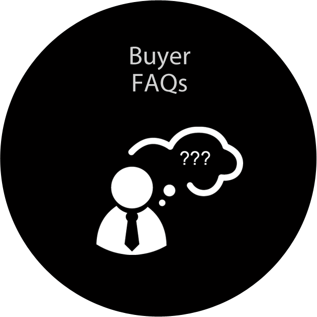 Buyer FAQs