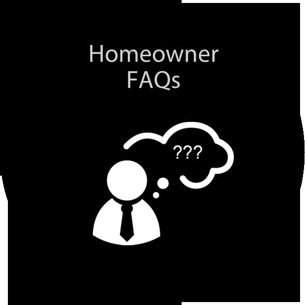 Homeowner FAQs
