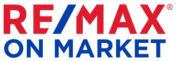 REMAX ON MARKET LOGO