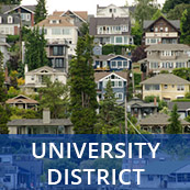 University District Home Search
