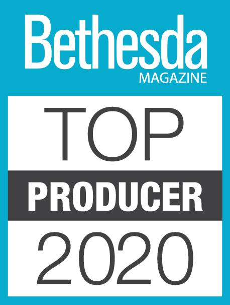 Bethesda Top Producer 2020