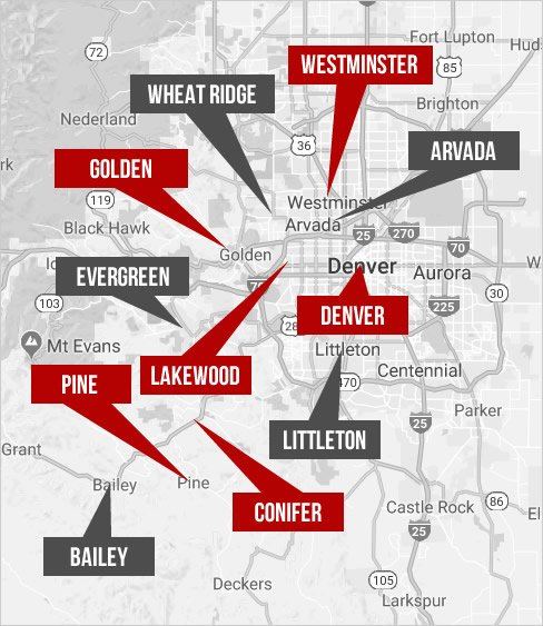 Explore Denver, Colorado Area Real Estate