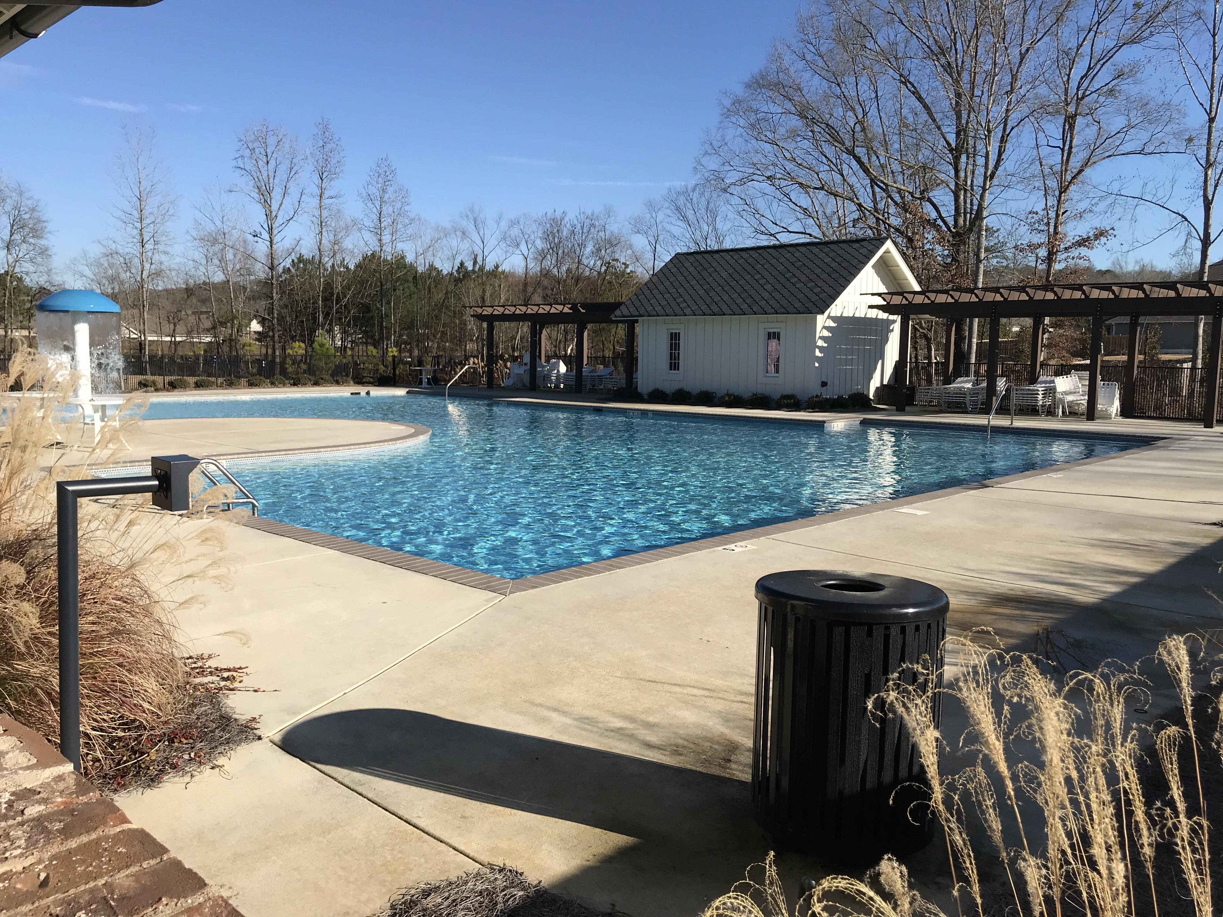 Stockton Trussville Alabama Main Pool