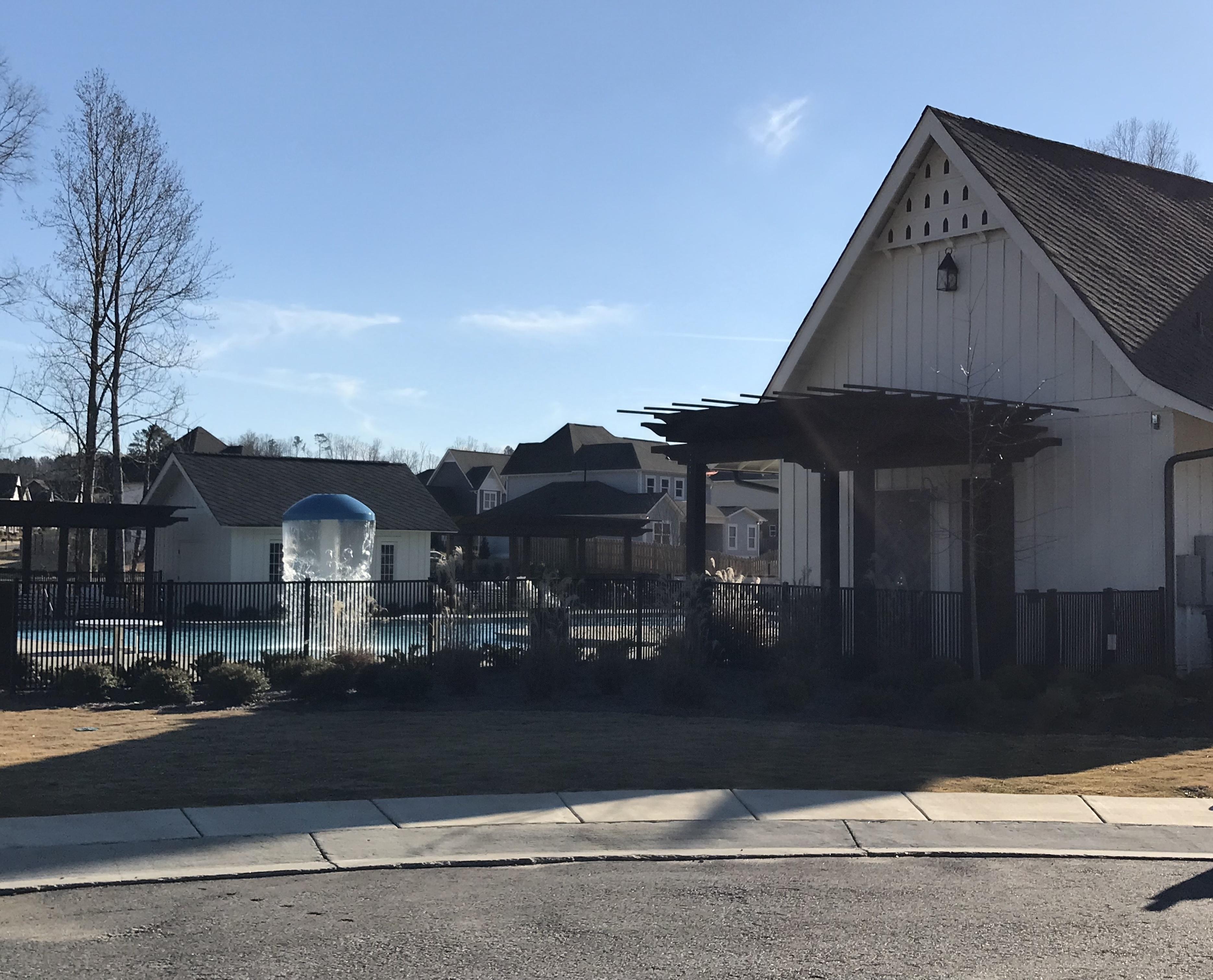 Stockton Pool Trussville Alabama