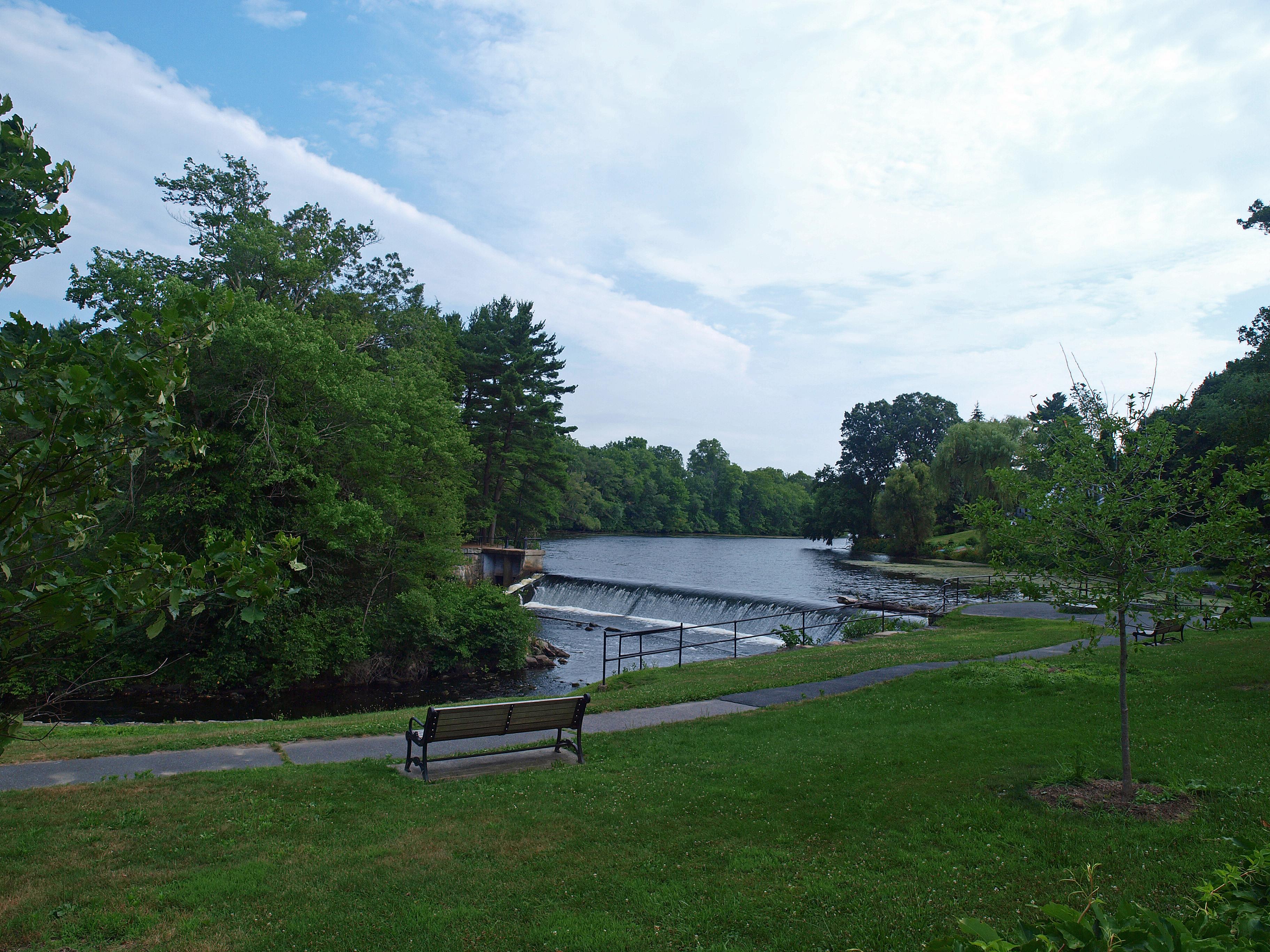 Charles River Dam, South Natick