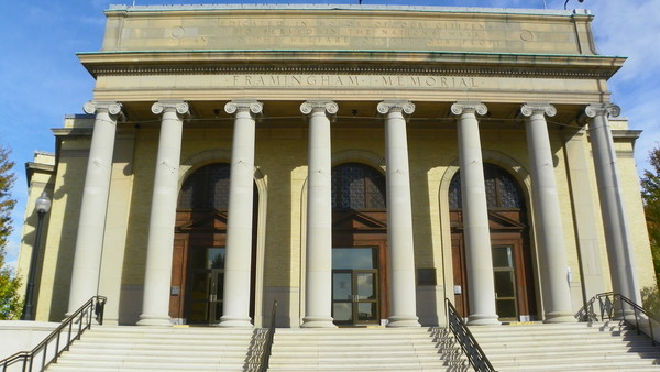 Framingham Town Hall
