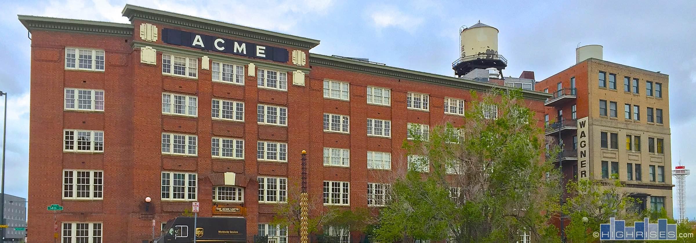 Flour Mill Lofts Denver downtown denver lofts, colorado real estate