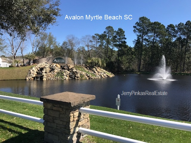 Avalon Carolina Forest Homes for Sale