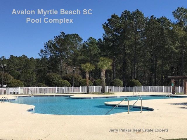 avalon subdivision myrtle beach sc