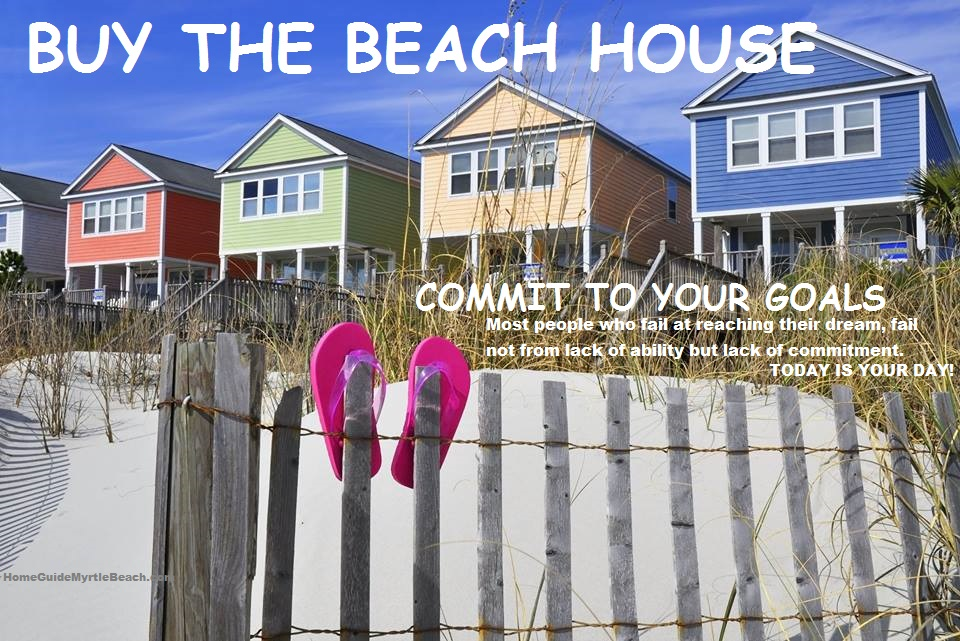 Myrtle Beach SC Beach Houses for Sale