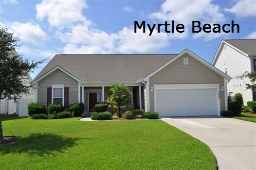 Fox Horn Myrtle Beach Homes For Sale