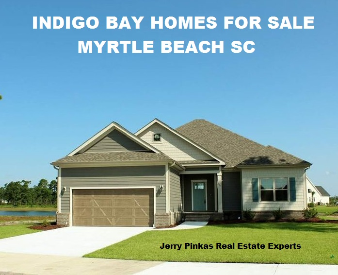 Indigo Bay Homes for Sale