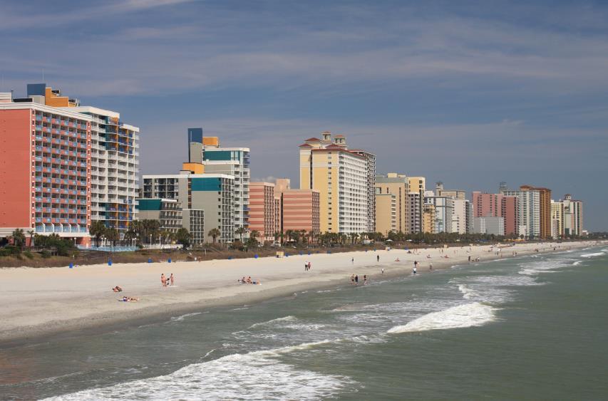 Buying Oceanfront Property in Myrtle Beach
