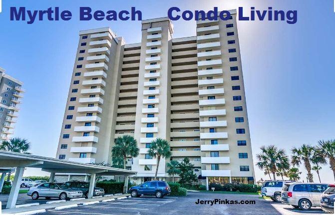 Myrtle Beach Condo Living