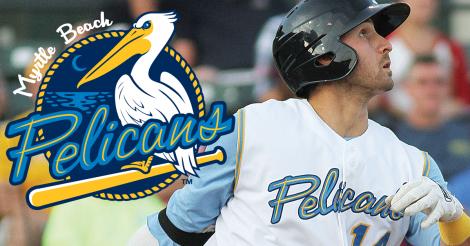 Myrtle Beach pelicans baseball