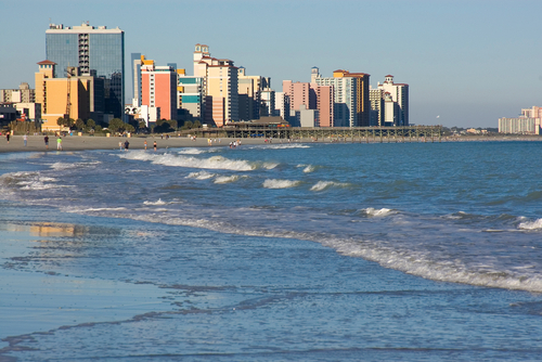 Oceanfront Homes for Sale in the Myrtle Beach