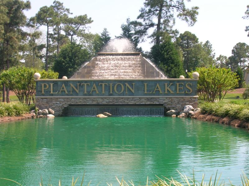 Plantation Lakes Neighborhood