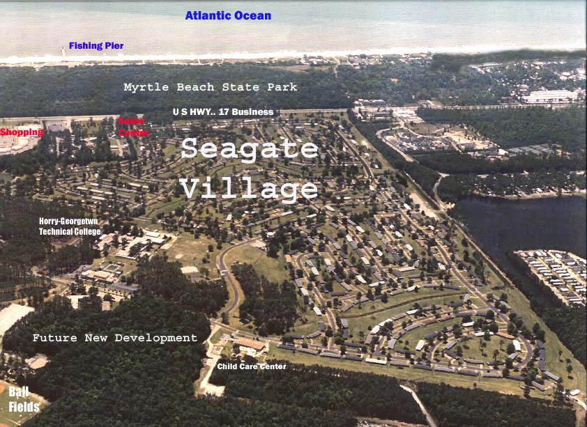Seagate Village Myrtle Beach