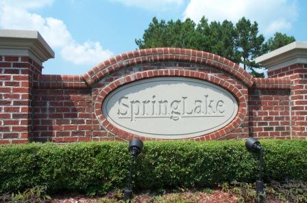 Spring Lake Myrtle Beach