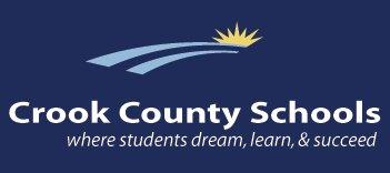 Crook County School District logo