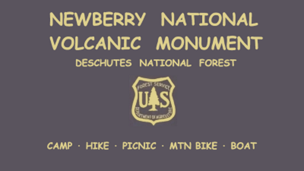 Newberry National Volcanic Monument - Hike - Camp - Bike - Boat