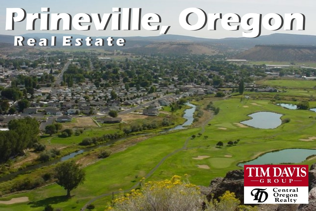 Prineville Oregon Iconic Valley image