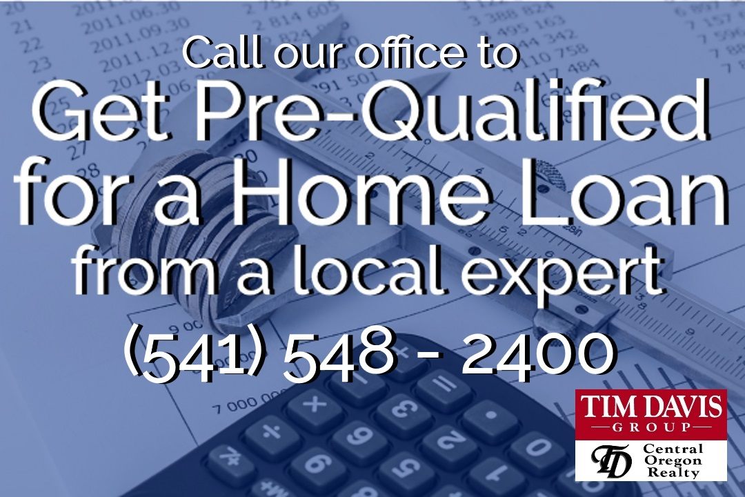 Call Our Offices to get prequalified for a home loan today