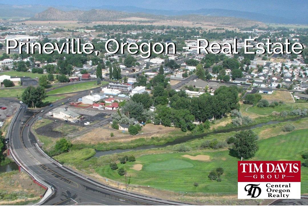 Prineville, Oregon Iconic Valley image